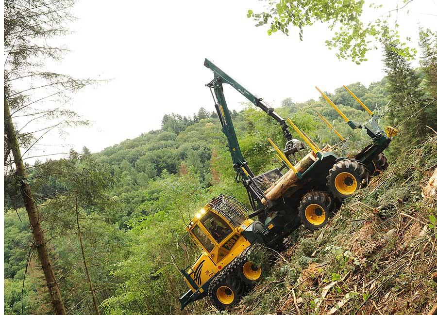 Service utilaje forestiere